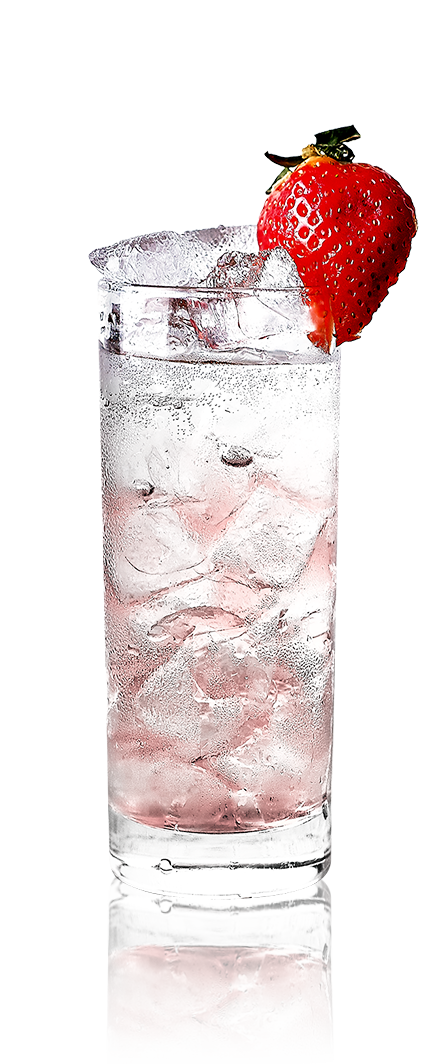 Gin Strawberry